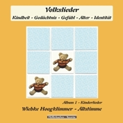 Cover Kinderlieder - Album 1